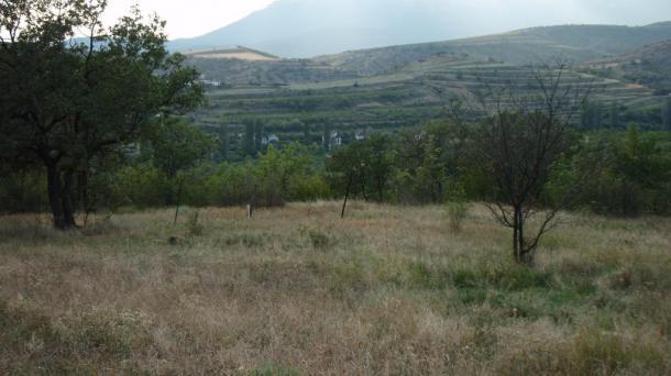 №214 Продается земельный участок на ЮБК- Малореченское