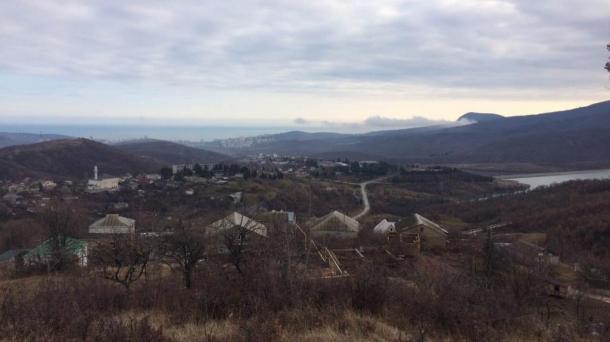№253 продается земельный участок на ЮБК