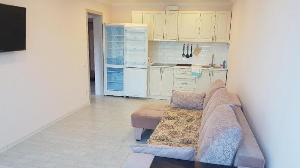 №413 1-комнатная квартира в Алуште