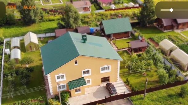 №435 меняю дом-усадьбу в живописном месте г. Ижевска