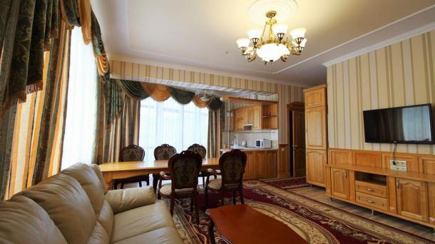 №494 апартаменты в Крыму берег моря