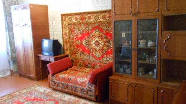 №573 2-комнатная квартира в Алуште