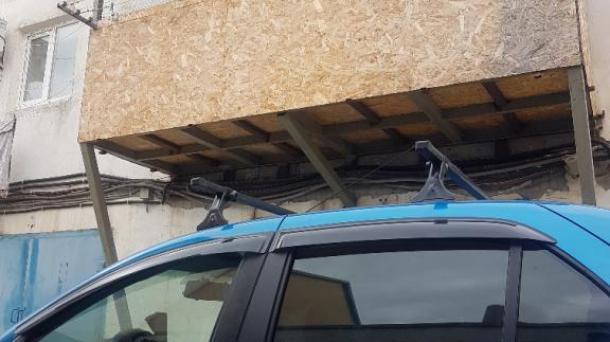 Продам гараж с квартирой в Алуште
