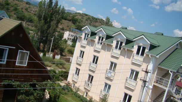 №80. Дом и земельный участок на ЮБК