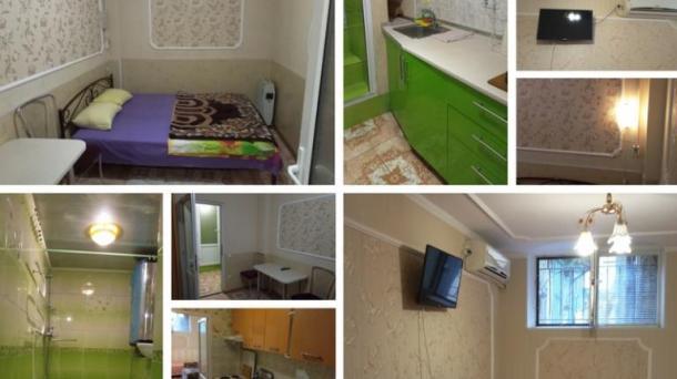 №255 продаютя две 1-комнатные квартиры в Ялте