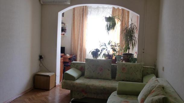 №273 Продается 3-комнатная квартира в Алуште