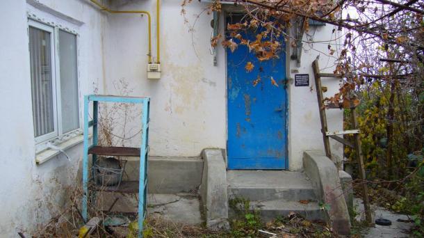 №315 Продам часть дома и земельный участок в Крыму